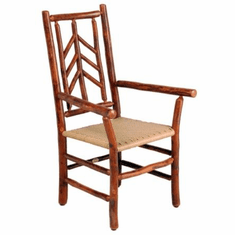 Smoky Mountain Outdoor Dining Arm Chair