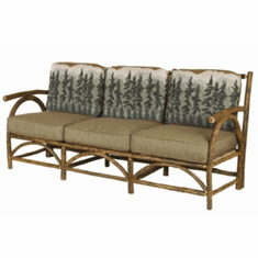 Sun Valley Outdoor Club Sofa