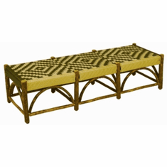 Sun Valley Triple Outdoor Bench