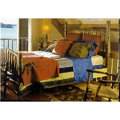 Sunburst Match Bed Headboard Only