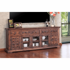Terra 83-Inch TV Stand
