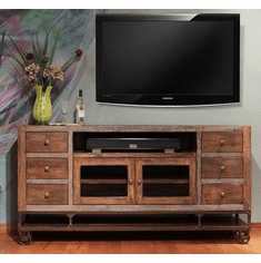 "Urban Gold 76"" TV Stand"