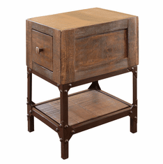 Urban Gold Chair Side Table