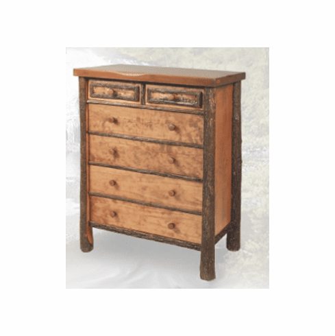 Woodland Five Drawer Chest