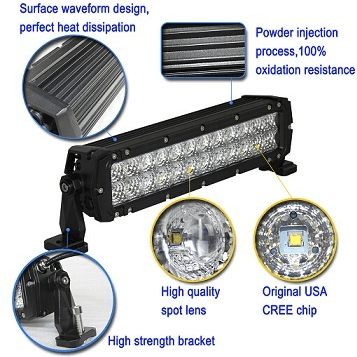Depo 335-1157L-AS Chevrolet Traverse Driver Side Composite Headlamp Assembly with Bulb and Socket