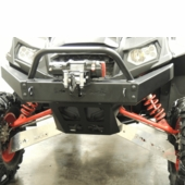 Polaris RZR 570 and RZR S 570 Bumpers, Winches, & Hitches
