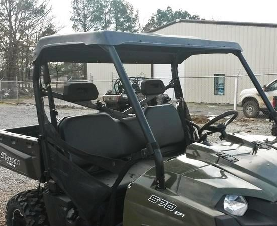 Polaris Ranger Xp 800 Hard Top Side By Side Stuff