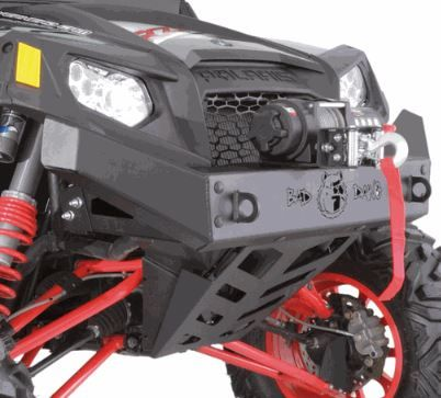 Polaris RZR 800 and RZR S 800 Bumpers   Winches   Hitches