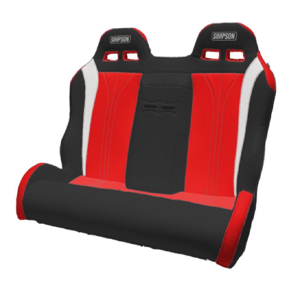 Remarkable Simpson Custom Vortex Rear Bench Seat Polaris Rzr Xp 4 1000 Xp 4 Turbo S 4 1000 4 900 Gamerscity Chair Design For Home Gamerscityorg
