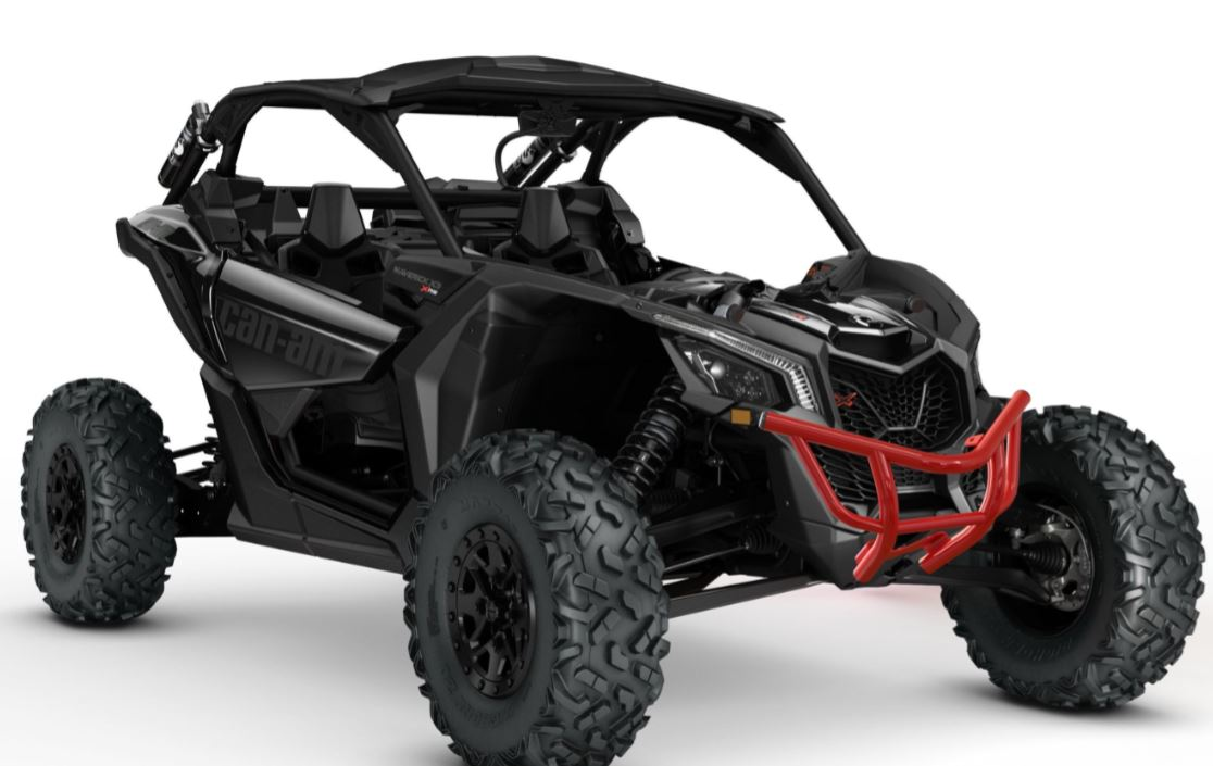 RacePace Exo Front Bumper for Can-Am Maverick X3