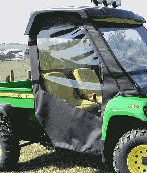 DOORS /& REAR WINDOW for John Deere Gator HPX // XUV 620i 850d 625i 855d 825i