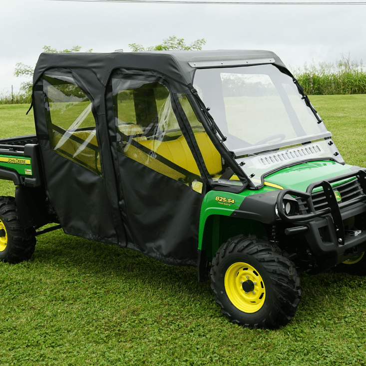John Deere Gator S4 Crew Full Enclosure Side By Side Stuff