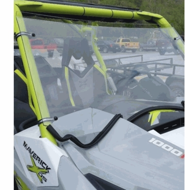 Full Front Windshield by Dot Weld - Can Am Maverick