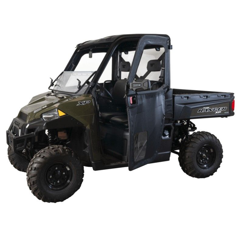 Polaris Side By Side >> Seizmik Full Hinged Framed Doors 2013 19 Full Size Polaris Ranger W Pro Fit Cage