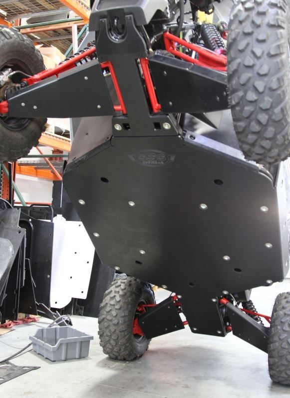 Arctic Cat Wildcat Sport Skid Package - Side By Side Stuff