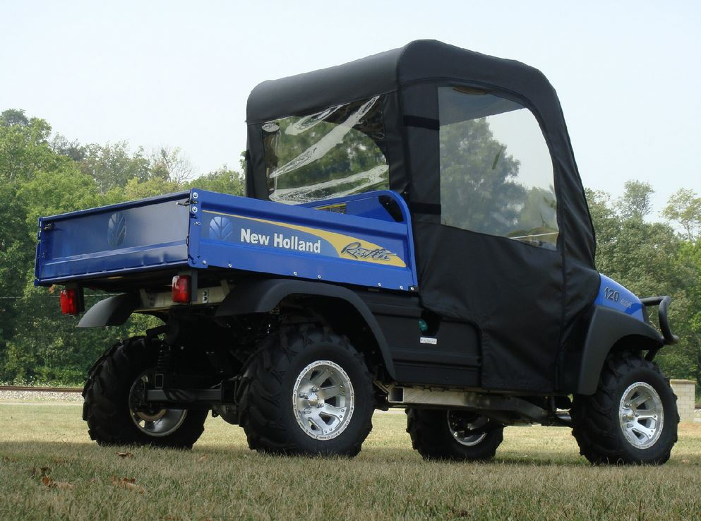 GCL Doors, Rear Window and Top |No Windshield| - New Holland Rustler on