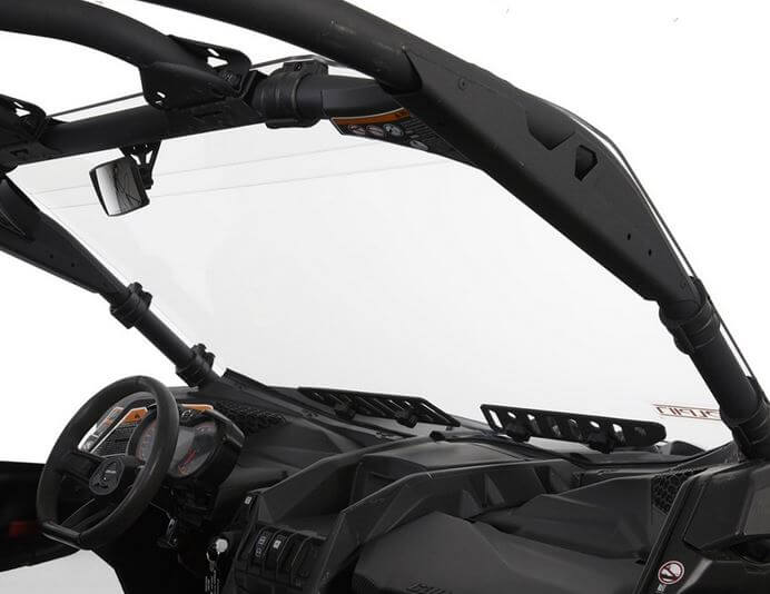 CAN-AM Maverick//XRS Full-Fixed Kolpin UTV Windshield 2708