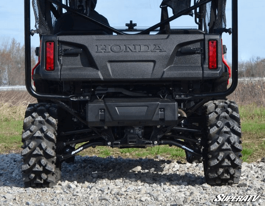Honda Pioneer 1000 Rear Lower Control BLACK A Arms