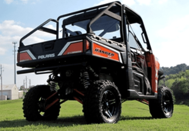 High Lifter 4 Inch Lift Kit - 2013-19 Full Size Polaris Ranger w| Pro-Fit  Cage