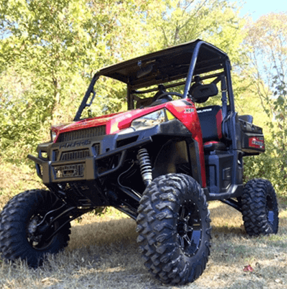 High Lifter 6 Inch Lift Kit - 2013-18 Full Size Polaris Ranger w| Pro-Fit  Cage