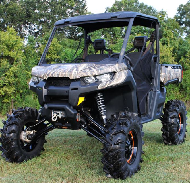 High Lifter 9 Inch Lift Kit - Can Am Defender