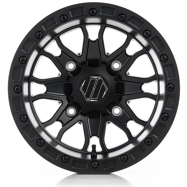 HiPer Black F Spec Raptor Wheel Set - 14 and 15 inch