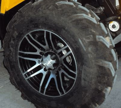 Itp Ss316 Wheel Set For Utvs Side By Side Stuff