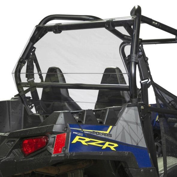 Kolpin Rear Windshield | Back Panel Combo - Polaris RZR 570 | 800 | S 800