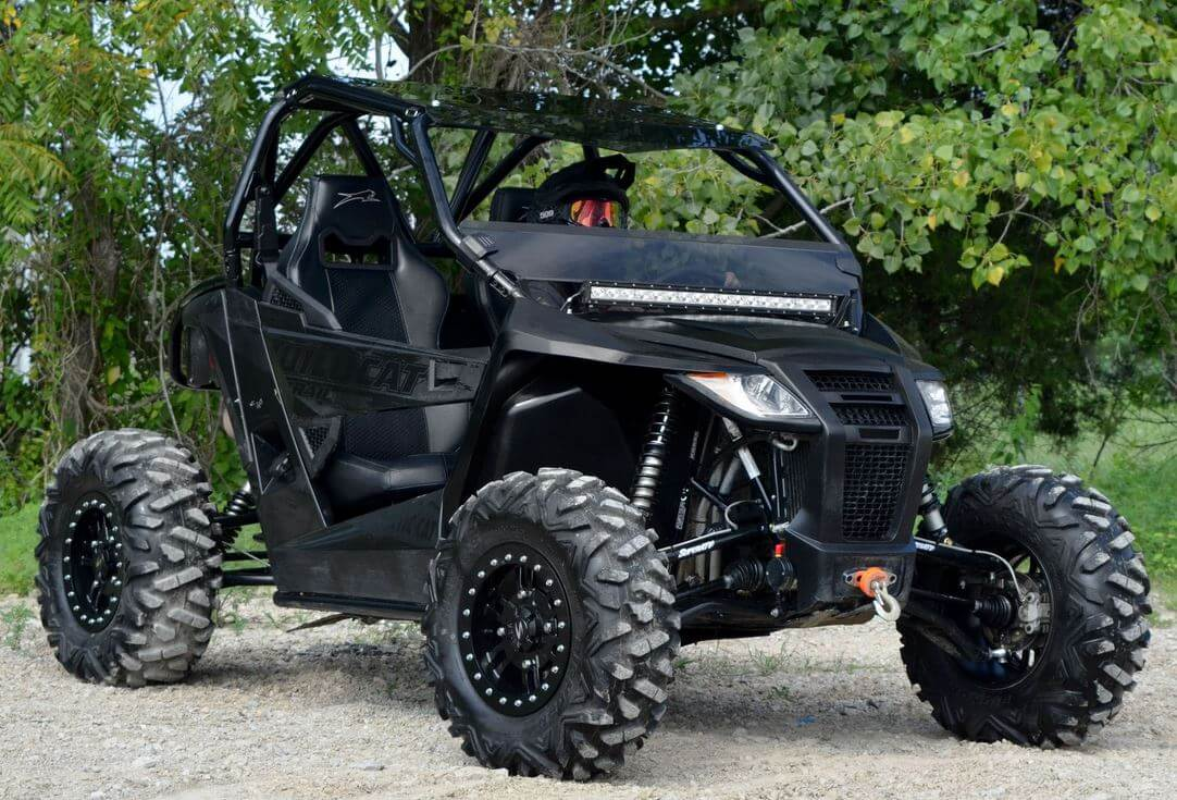 Arctic Cat Trail Long Travel Kit Side By Side Stuff