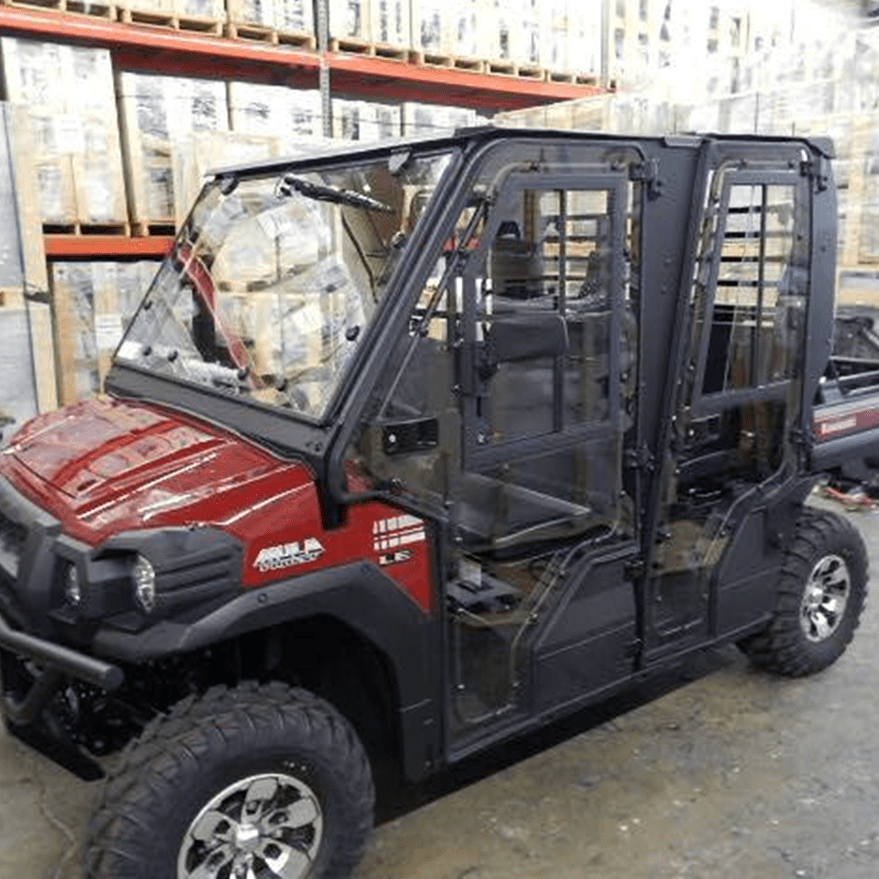 Moose Expedition Full Hard Cab Enclosure - 2015-19 Kawasaki Mule Pro-FXT |  DXT