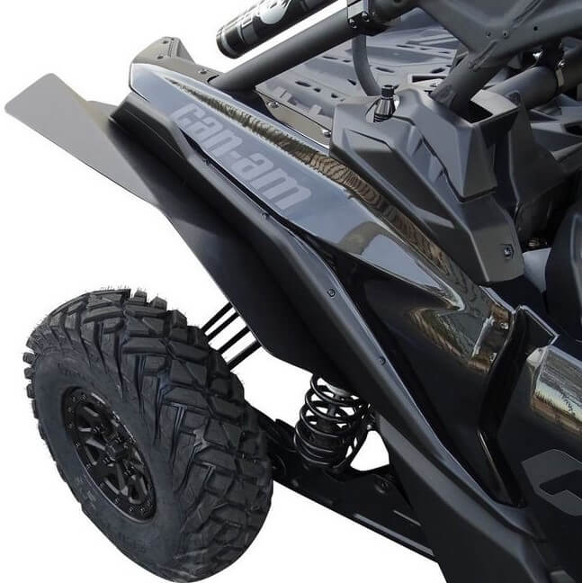Mud-Buster Fender Flares |Set of 4| - Can Am Maverick X3 X rs