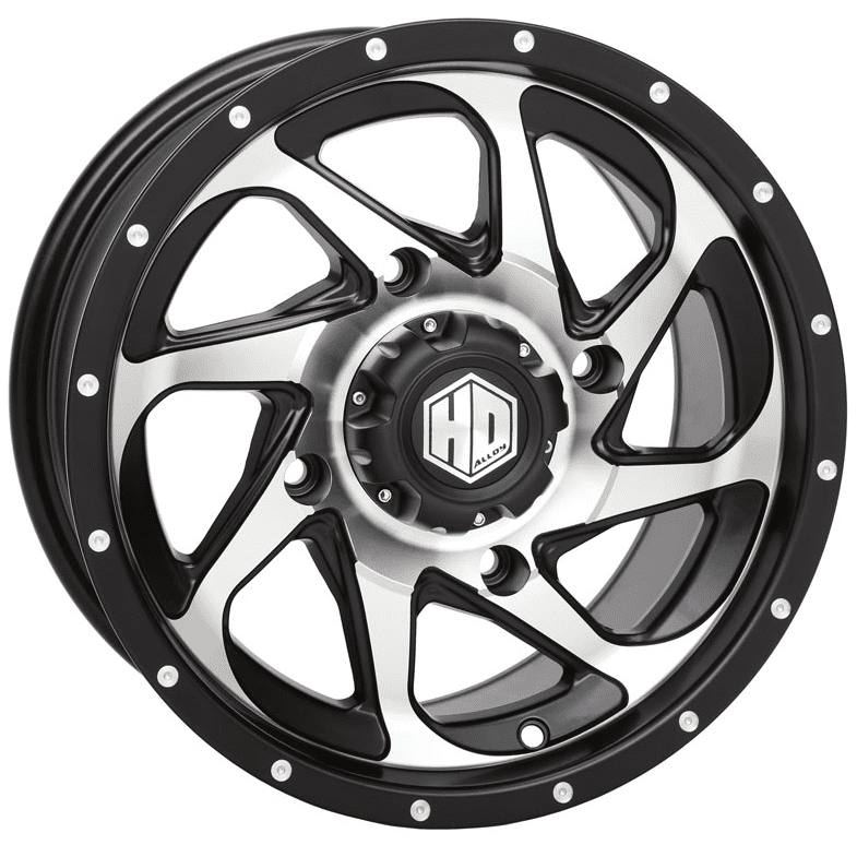 Rzr Xp 4 Turbo S Wheels And Tires