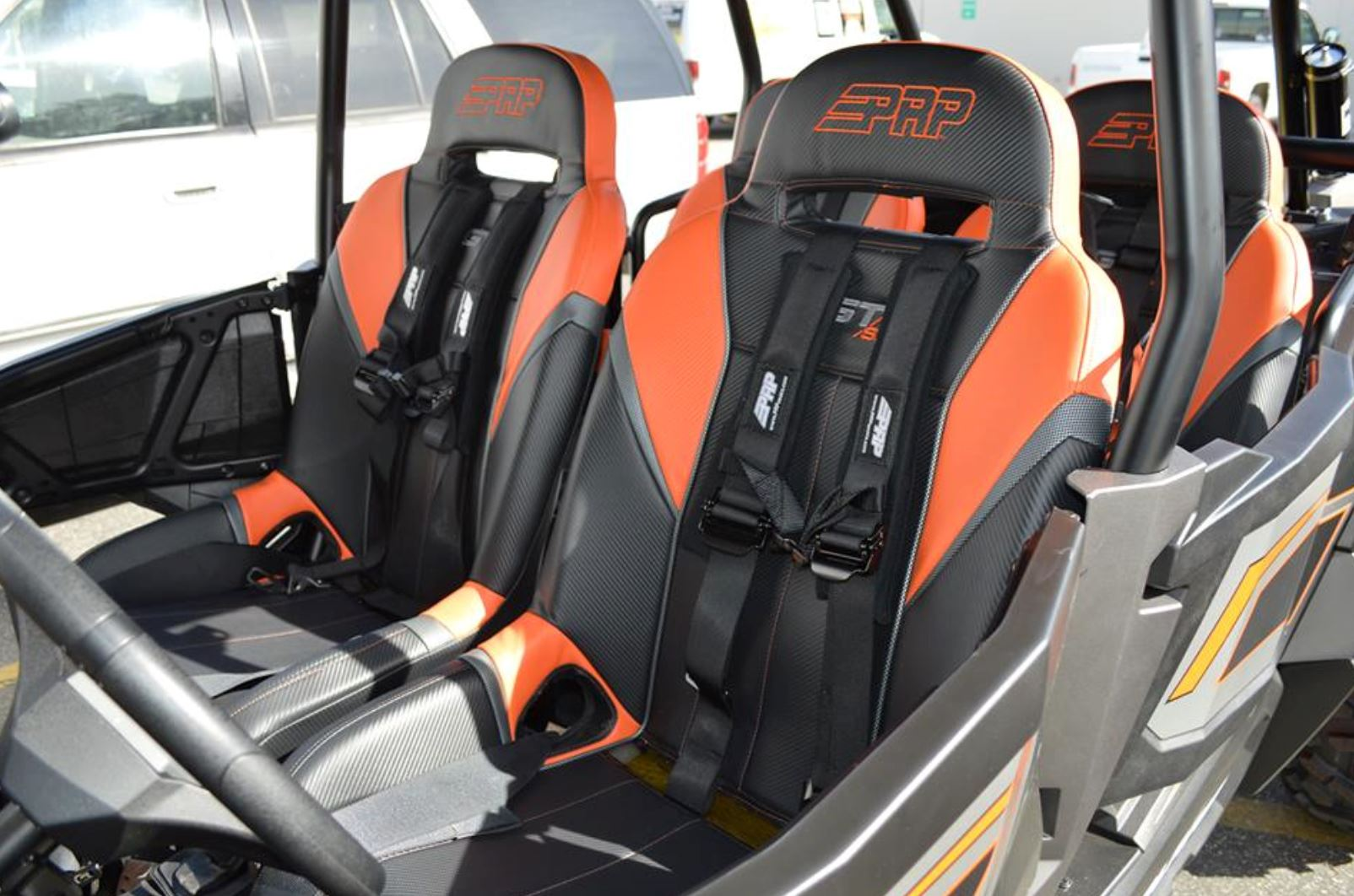 Prp Custom Gt S E Seats Sold In Pairs For Polaris Rzr