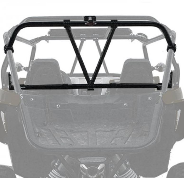 Yamaha Yxz 1000r Roll Cage Enhancement Side By Side Stuff