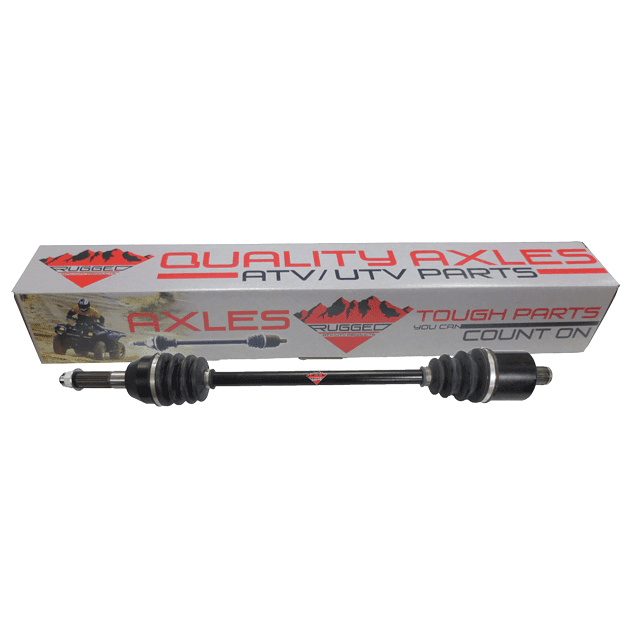 Rugged OEM Replacement Axle - 2015-17 Polaris RZR 900 | S 900