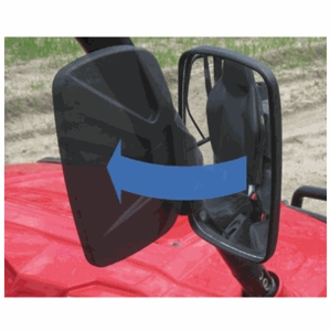 Seizmik Break Away Side Mirror |Sold in Pairs|