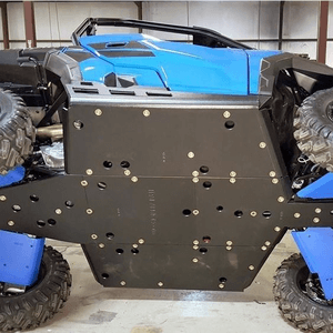 Polaris General 1000 and General 4 1000 Skid Plates and Guards