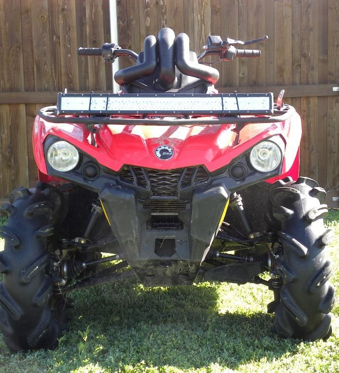 Traditional Riser Snorkel Kit by Snorkel Your ATV - 2012-20 Can Am  Outlander 500 | 650 | 800R | 850 | 1000