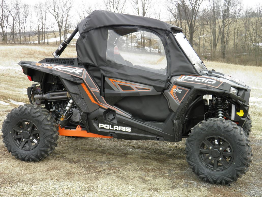 polaris rzr xp 1000 gcl soft doors. Black Bedroom Furniture Sets. Home Design Ideas
