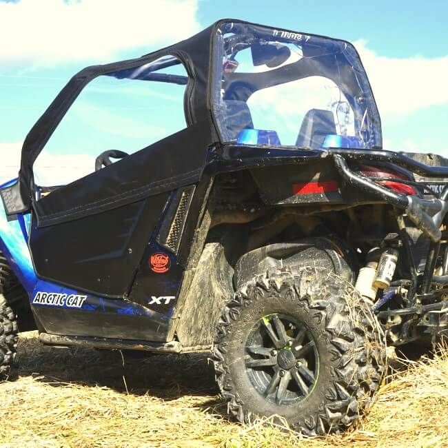 Peachy Soft Upper Doors And Rear Window By Over Armour Offroad Arctic Cat Wildcat Trail Sport Caraccident5 Cool Chair Designs And Ideas Caraccident5Info