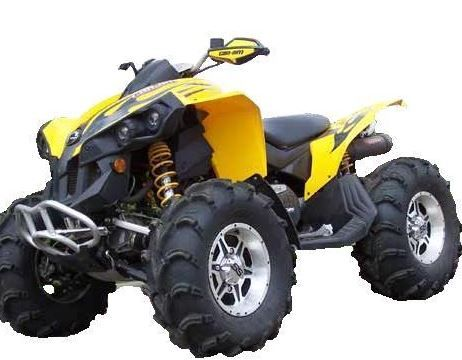 Can Am Renegade 800 >> Stealth Snorkel Kit By Snorkel Your Atv 2007 11 Can Am Renegade 500 800
