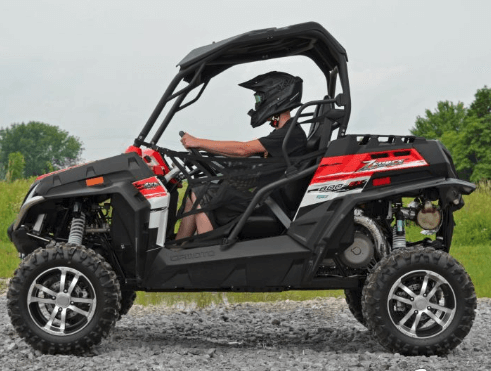 Super ATV 2 Inch Lift Kit - 2014-15 CF Moto ZForce 800EX