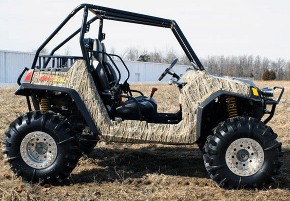 Super ATV 6 Inch Lift Kit - Polaris RZR 800