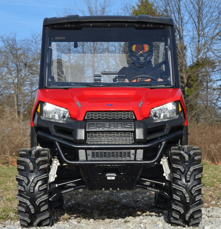 Super Atv High Clearance Front A Arms 2017 19 Mid Size Polaris Ranger