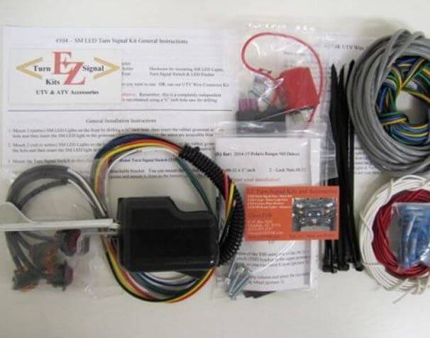 Textron Stampede Turn Signal Kit - Side By Side Stuff on