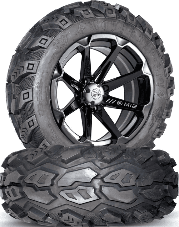 Polaris ACE Wheels and Tires
