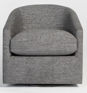Alder and Tweed Frazier Swivel Occasional Chair