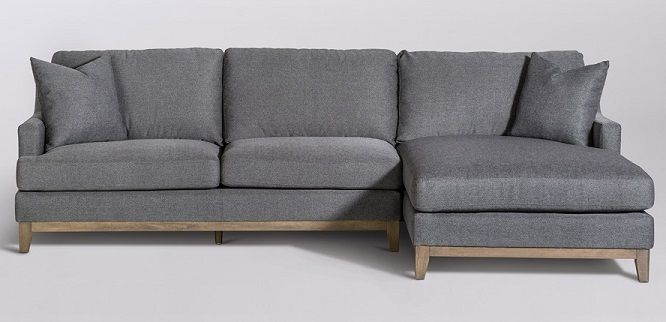 Alder and Tweed Grant Sectional