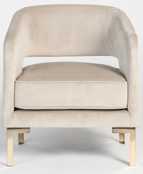 Alder and Tweed Grayson Occasional Chair