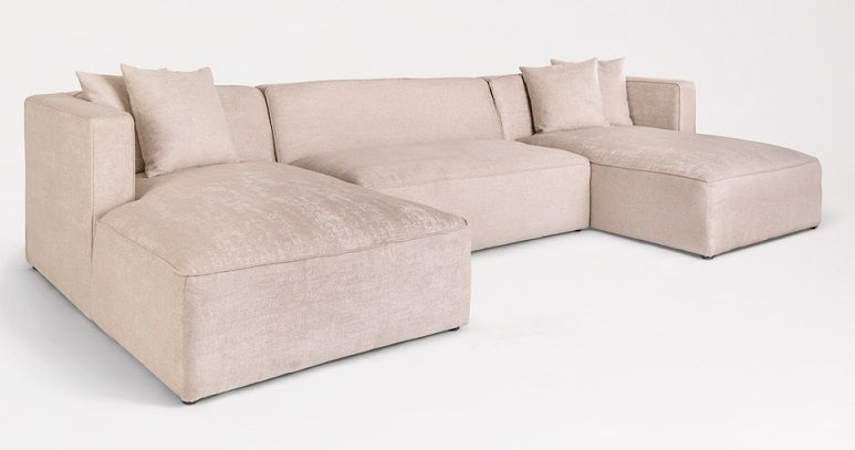 Alder And Tweed Haven Sectional